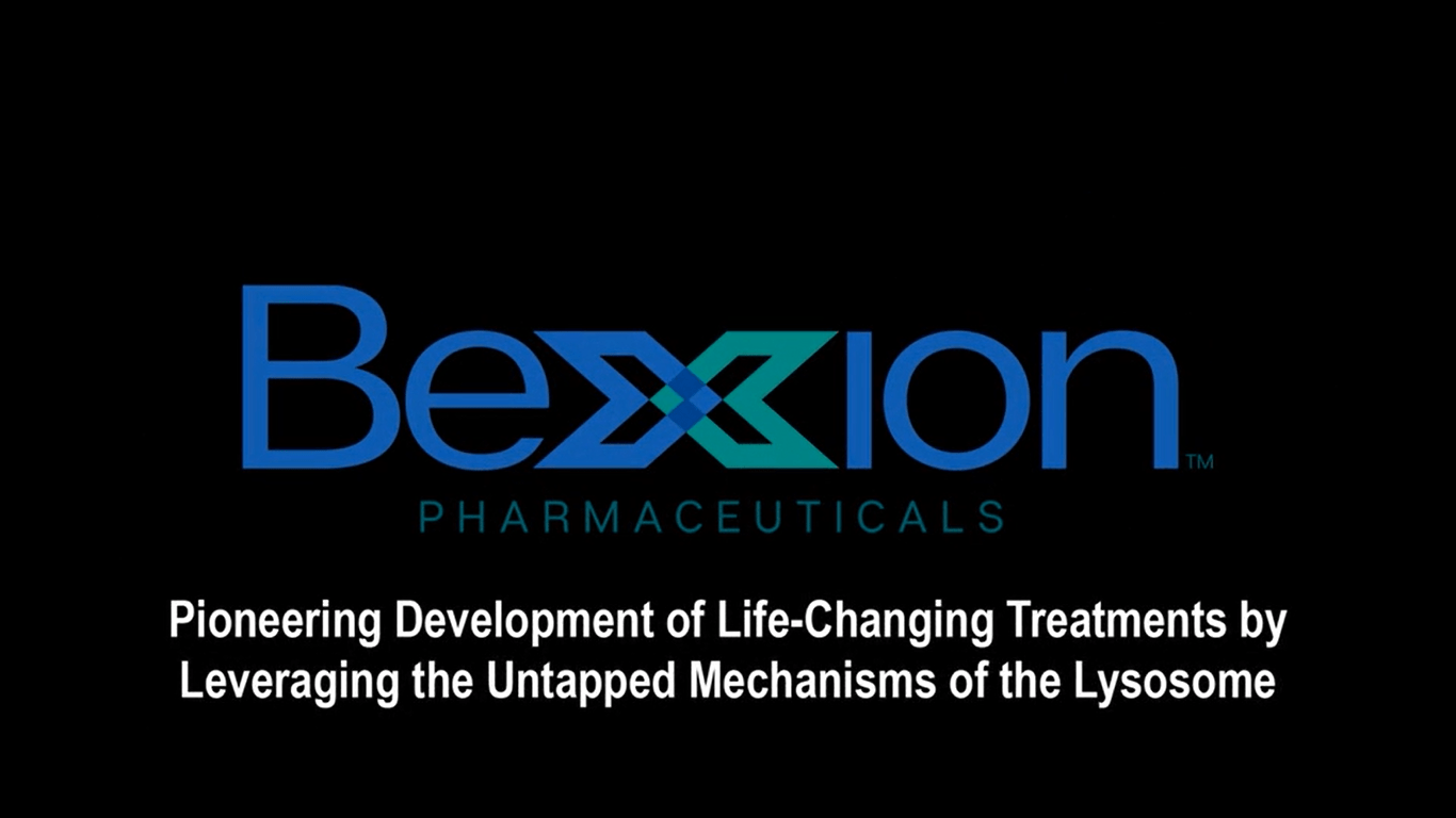 Bexion – Pioneering Development of Life-Changing Treatments by Leveraging the Untapped Mechanisms of the Lysosome