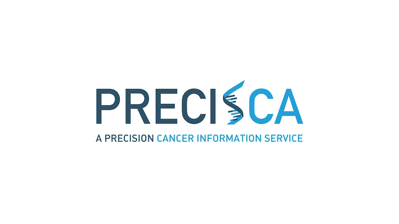 PrecisCa, A Precision Cancer Information Service; presented by Mohammad Jahanzeb, Co-Founder
